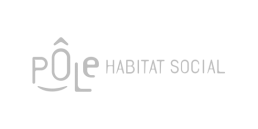 Pole Habitat Social Grenoble - client Agence de communication Lyon et Grenoble Kineka